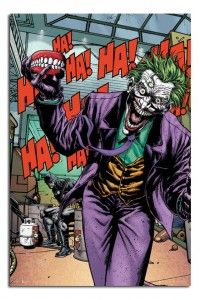 ... Villains Posters on Pinterest | Dc Comics, Poster and Groups Poster Joker Comic Poster