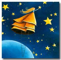 CARDOUAT L'accrocheuse d'étoiles