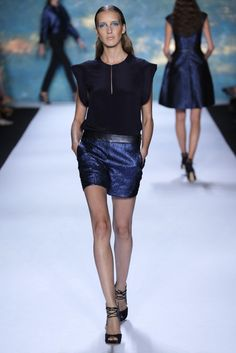 #MoniqueLhuillier RTW Spring 2013 - Runway, Fashion Week, Reviews and Slideshows - WWD.com