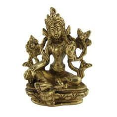Amazon.com: Statue Collectibles Tara Buddha Religious Brass Figurines: Home & Kitchen