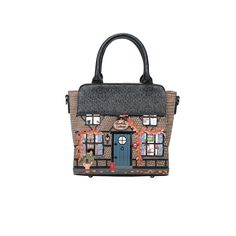 15bc47919 The Winter Cottage Mini Tote Bag from Vendula London may be small but it is  big enough to fit all your essentials. It also has a soft faux suede touch  and ...