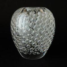 Floris Meydam serica vaas met grote luchtbellen Art Deco, Vase, Decor, Decoration, Vases, Decorating, Art Decor, Deco, Jars