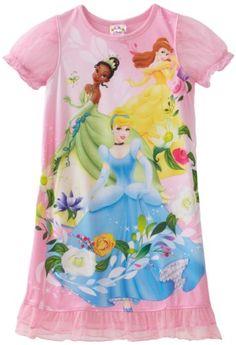 Komar Kids Girls 2-6X Princess Friends Gown