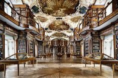 Top World News: 15 most beautiful libraries in the world