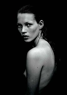 Mario Sorrenti - Kate Moss for Calvin Klein Obsession