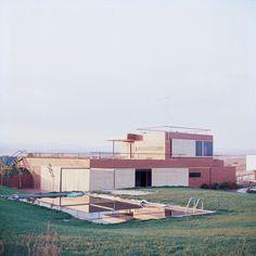 Archivo Fundación Alejandro de la Sota. Arquitectura. Vivienda unifamiliar. Viviendas. Alejandro de la Sotq