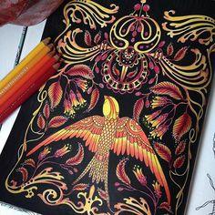 Instagram media misspiloute - Bird on fire #bird #red #fire #dagdrömmar…