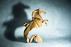 15+ Incredible Origami Animals By Spanish Artist Gonzalo Calvo