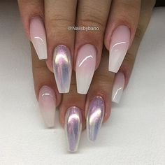 50 Super Coffin Nail Designs that you Can Flip # 2016 - Nail Design Ideas! - 50 Super Coffin Nail Designs that you Can Flip # 2016 – Nail Design Ideas! 50 Super Coffin Nail Designs that you Can Flip # 2016 Pretty Nail Designs, Colorful Nail Designs, Acrylic Nail Designs, Nail Art Designs, Design Ideas, Acrylic Colors, Coffin Nails, Gel Nails, Gel Nail Designs