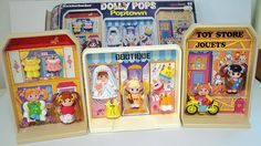 1979 Dolly Pops poptown 80s toy :3 - My Little Pony Trading Post