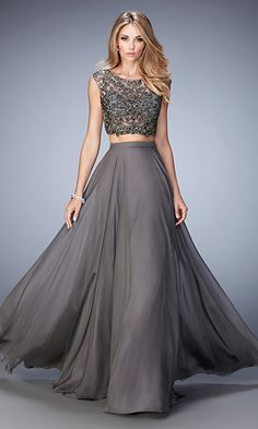 Gigi by La Femme 22929 Dress | Onlineformals.com