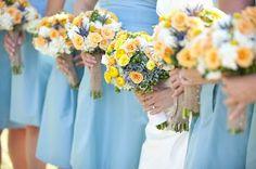 Bouquets by Birch Blooms. Photo by Melissa Schollaert.