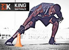 Speed and agility training drills are designed to work all your leg and core muscles, as well as the tendons in your body.  It is important to train at a level that is equal to your game intensity to help increase your performance and to minimize injury.