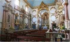 Arquitetura igreja Pilar