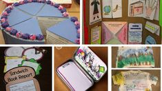 Book reports don't have to be boring. Help your students make the books they read come alive with these 15 creative book report ideas and examples. Presentation Ideas For School, Project Presentation, Reading Projects, Book Projects, Project Ideas, 5th Grade Reading, Student Reading, Library Activities, Reading Activities