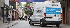 Hermes: Elektrische Paketzustellung in Hamburg erfolgreich gestartet - http://aaja.de/2v5BcLQ