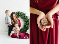 I am so excited to announce these Christmas mini sessions! They are the perfect way to capture your family during the holiday season and have a lot of fun while doing it! Kaley and I got together one afternoon with our kids and just played in the studio with lots of Christmas decor, some diet coke,…