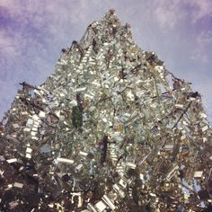mirror tree | American Visionary Art Museum