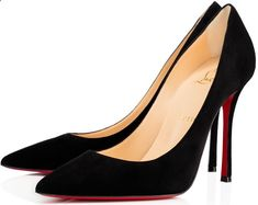 Christian Louboutin 'Decoltish' Pointy-Toe Pumps