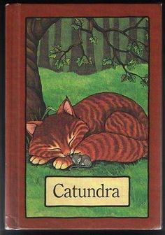 Catundra (Serendipity Books) by Stephen  Cosgrove...my favourite book growing up. Need to find this again...