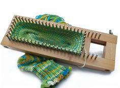 loom knitting - Buscar con Google