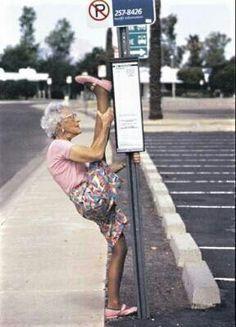 Flexibility - lenigheid
