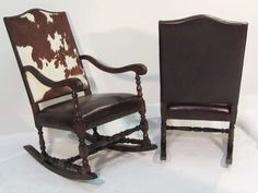The Cody Western Chair Western Dining Chairs   Furniture ...