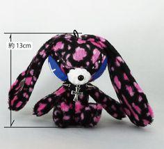 Etsy のBlack and pink leopard Patterned Soppy(ショップ名:Vanityjam)