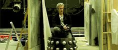 Peter Capaldi is Having the Time of His Life (Quoting Nine?)