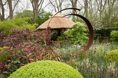 The M Centenary Garden RHS Chelsea Flower Show 2013. Click to read article and to see plants list used.