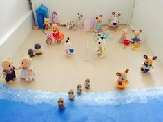 16 year old Niamh Jarvis sent in this lovely photo of her #SylvanianFamilies #SylvanianSummer