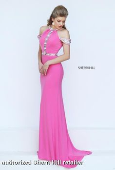 Sherri Hill - Kimberly's Prom and Bridal Boutique -Tahlequah, Oklahoma Sherri…