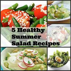 5 Healthy Summer Salad Recipes – Celebrate Summer in a Healthy Way