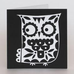 'Olaf Owl' by Lisa Jones