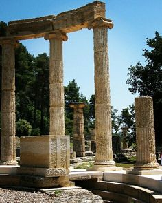 Did you know that Philip, the father of #Alexander the Great, was the first Greek man who obliged Greeks to worship him as a god? 🌟 Philipeiion - Olympia - Greece 🌟 #olympia #olympiatour #guidemeingreece #greece #tour #traveller #travel #travelling #ancient #archaeology #antiquity #past #macedonia #summer #holiday #vacation #cruise #katakolon #guide #perfect #tree #happytime #knowledge #history #art #architecture #tourguideolympia Greek Man, Olympia Greece, Greeks, Macedonia, Olympic Games, Tour Guide, Archaeology, Olympics, Worship