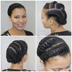 Super Cute Protective Styles For Winter - 8 Super Cute Protective Styles For Winter Super Cute Protective Styles For Winter - 8 Super Cute Protective Styles For Winter - 2019 Latest Cornrows Braided Hairstyles You Should Try Protective Hairstyles For Natural Hair, Natural Hair Twist Out, Natural Hair Braids, Natural Hair Styles, Flat Twist Hairstyles, Try On Hairstyles, Braided Hairstyles, Black Hairstyles, African Hairstyles