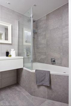 Schon Bathroom Grey, Minimalist Design, Powder Rooms, Shower Trays, Showers,  Gray, Washroom, Diy Ideas For Home, Room, Bathroom Gray