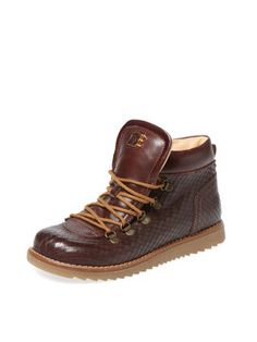 d241f79bb2272 Embossed Chukka Boot from Made in Italy  Ocra Kids  Shoes on Gilt Zapatos  Para