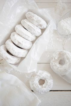 Winter Donuts /