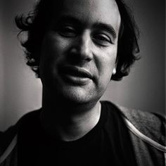 David Levithan. ©Adrian Cook; one of my fave authors <3