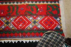 EUFEMIA: 130 år gamle bringeduker fra Os . De ble vasket med litt redsel og mye forventning . Norway, Belts, Folk, Costumes, Rugs, Decor, Art, Farmhouse Rugs, Art Background