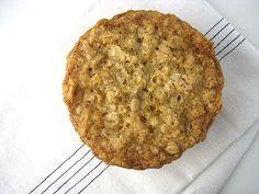 Thin and Crisp Oatmeal Cookies with Sea Salt
