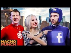 If Apps Were Superheroes - YouTube