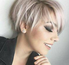 5 Mode Optionen Für Femininen Pixie - Frisur Tutorials