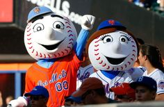 Unfortunately, other team mascots began tweeting photos of themselves posing with Mrs. Met. | Multiple Baseball Mascots Claim To Have Affairs With Mrs. Met