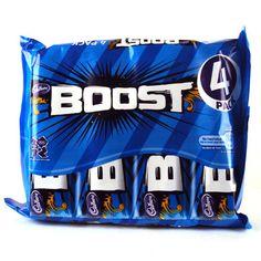 Cadbury Boost 4 Pack