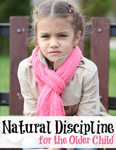 Discipline for the older child. Here are a few of the most common behavior challenges parents face in the older years and some tips for handling them effectively.