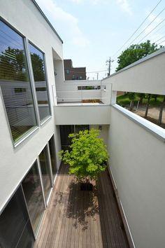 シンプルモダンの建築実例 sugar box | 作品集 | 千葉の注文住宅なら スタジオ・チッタ