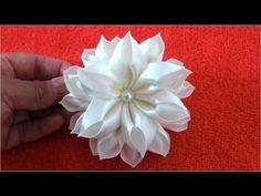 Rosas hermosas semis naturales en cintas - YouTube