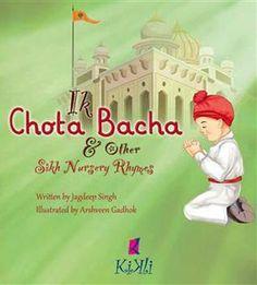 Ik Chota Bacha & Other Sikh Nursery Rhymes (love that this is in Punjabi!)